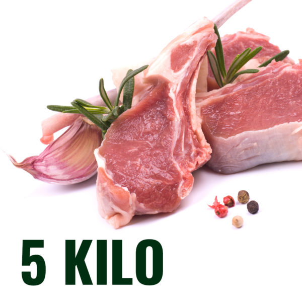 Bio Weidelamm Mischpaket 5 Kilo