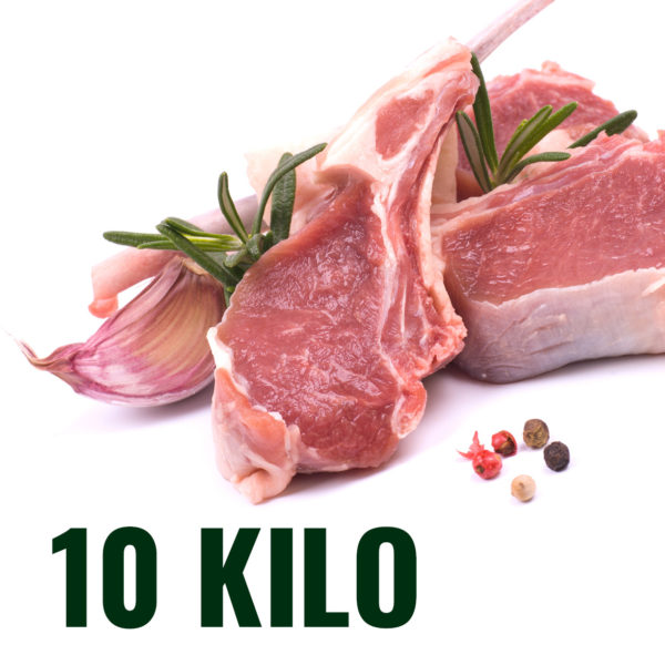 Bio Weidelamm Mischpaket 10 Kilo
