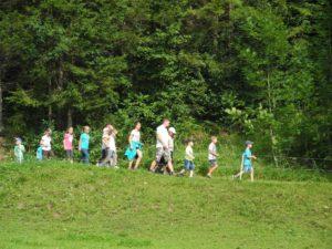 Spielplatz Naturraum Permalkultur Bio-Hof Ellersbacher Stanz im Mürztal