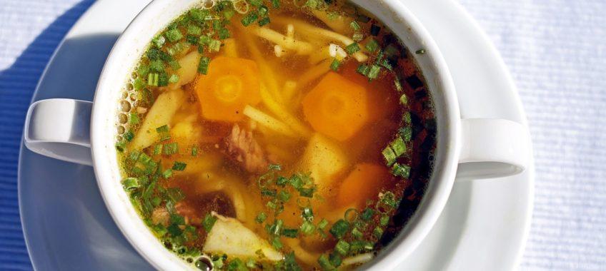 Gemischter Alt Wiener Suppentopf