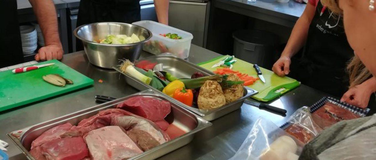Koch Workshop: Styria Beef