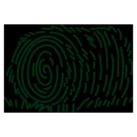 Symbolgrafik Heuballen