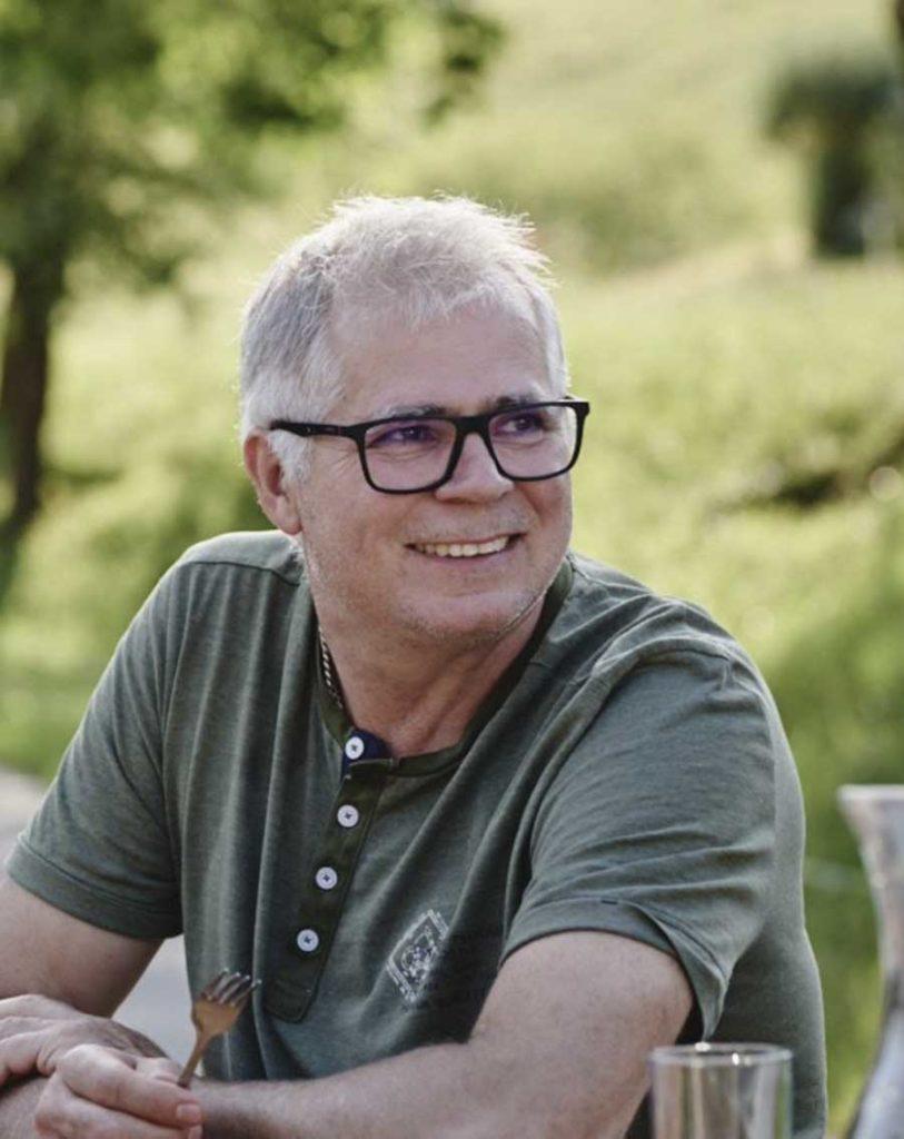 seniorbauer walter schwaighofer vom permakulturhof ellersbacher im portrait